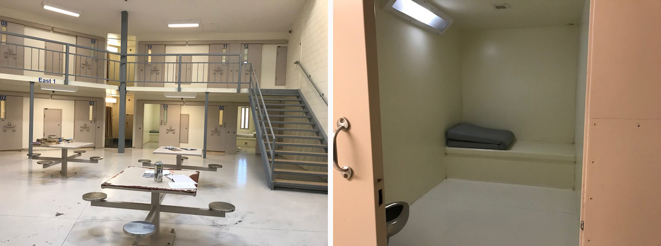 the inhumane treatment of solitary confinement in prison Gregg marcantel, secretary of corrections for new mexico, spent 48 hours in solitary confinement.